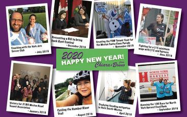 Newsletter - January 2020
