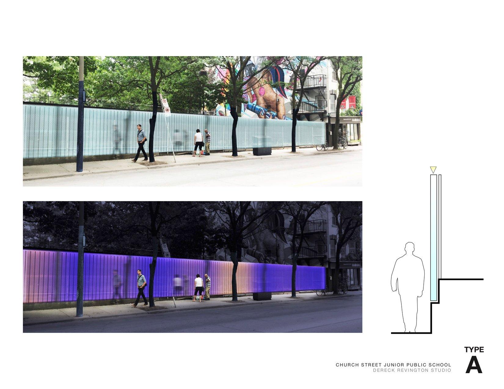 Glass Wall Design Concept