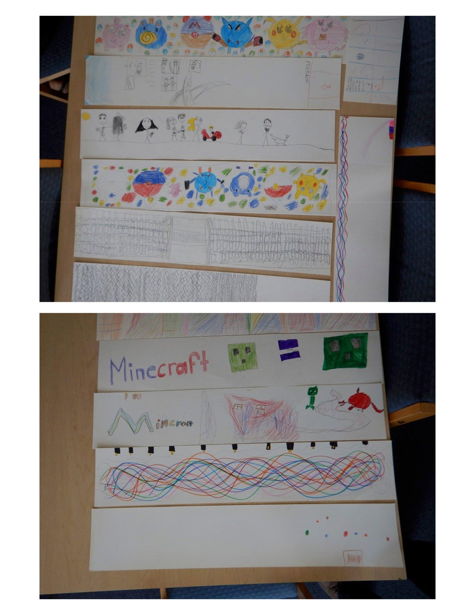 Student Fence Design Concepts