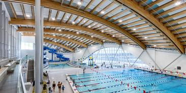 Modern family recreation and leisure facilities for Ward 8 communities