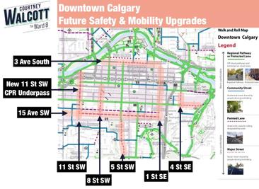 Safety and Mobility Improvements for Ward 8 Streets