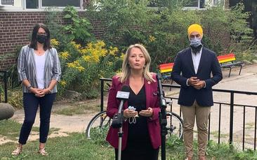 Where's the plan? Marit Stiles calls for action and investments in back-to-school