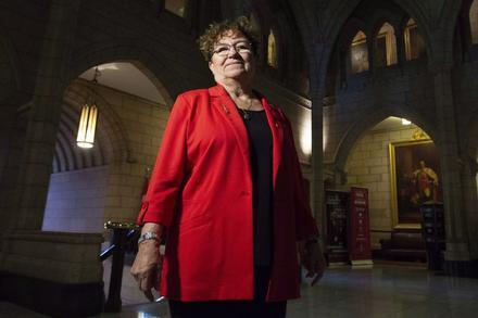Senator urges Trudeau to include ending forced, coerced sterilizations of women in mandate letters