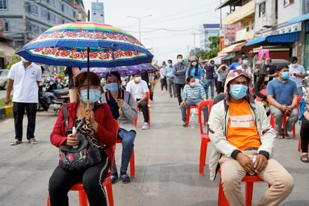 The latest on the coronavirus outbreak for April 22