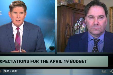 CPAC - April 12 - Federal Budget Priorities