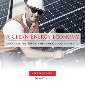 Climate Ad - Clean Energy Economy