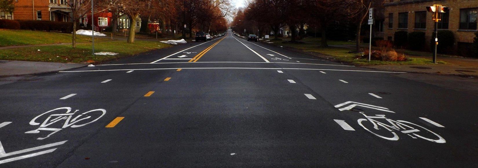 Linwood_bike_lanes