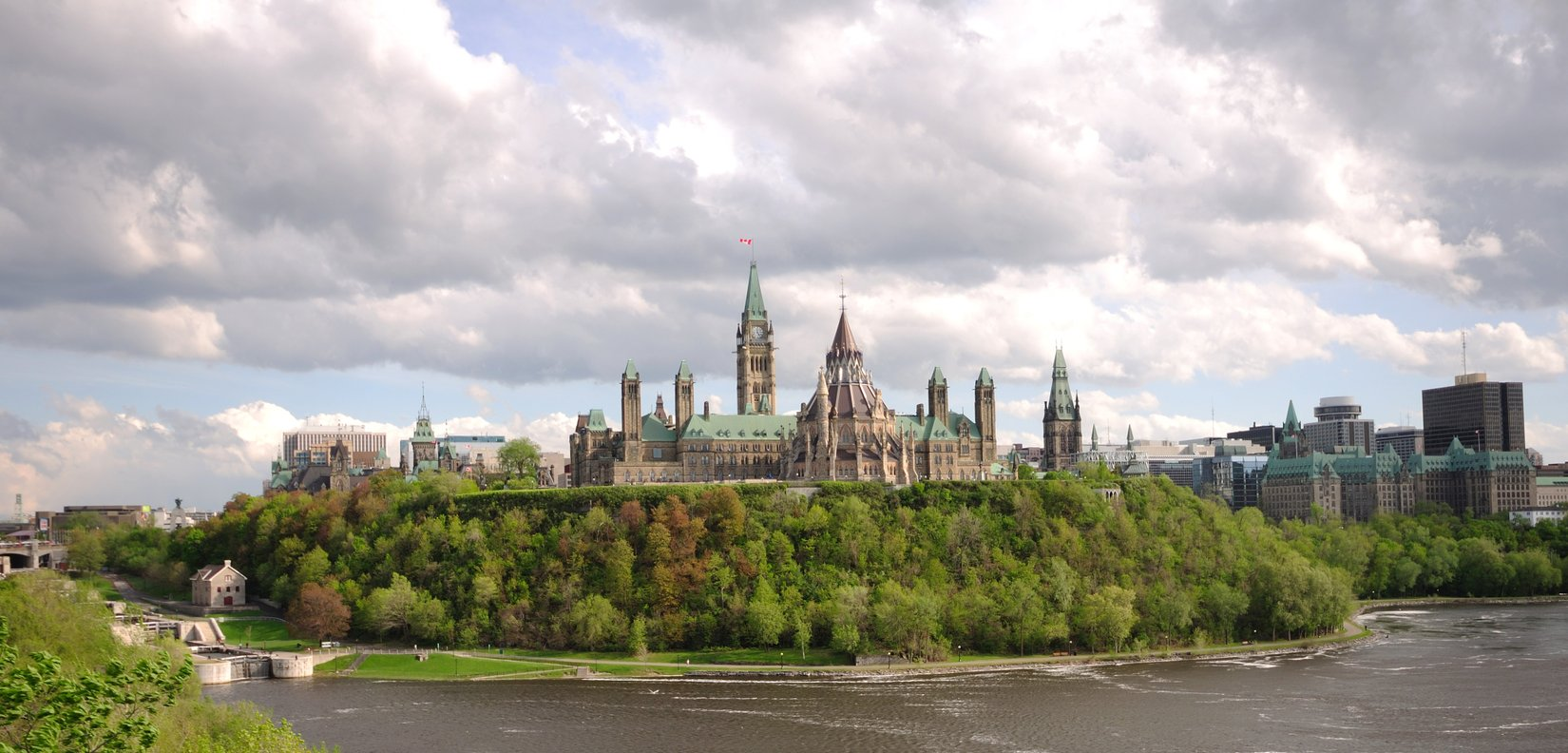 Ottawa_-_ON_-_Stadtansicht