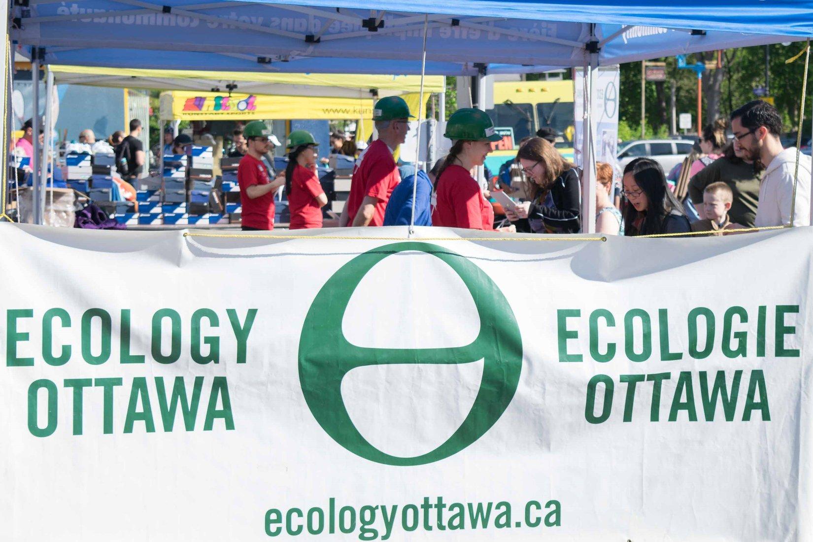 ecology Ottawa at glebe