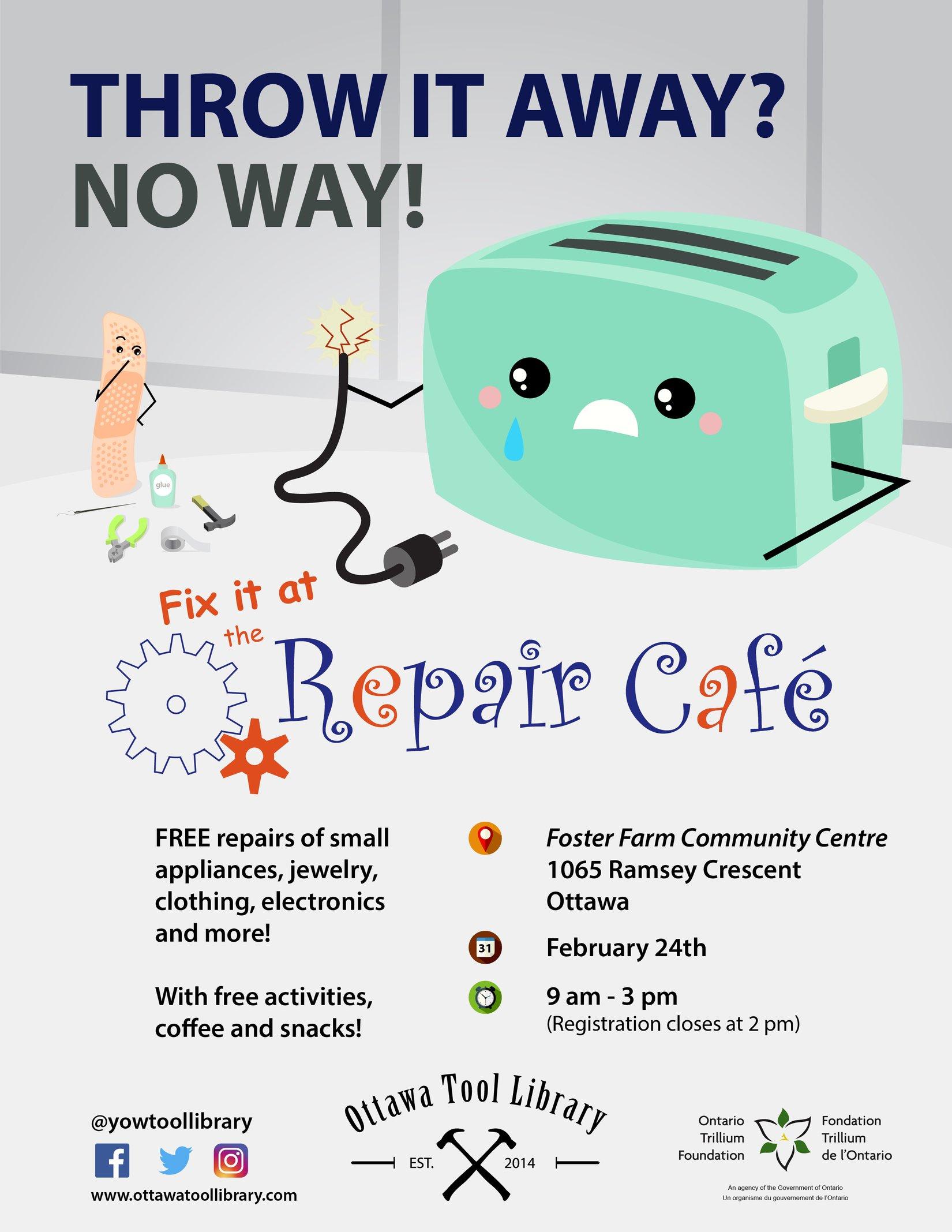 Repair Cafe Poster FFCC-01