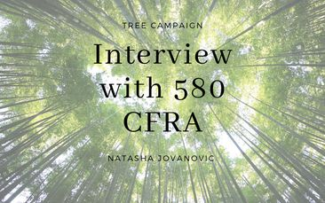 Living City Program Manager featured on 580 CFRA