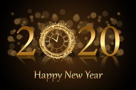 Six 2020 New Year's resolutions