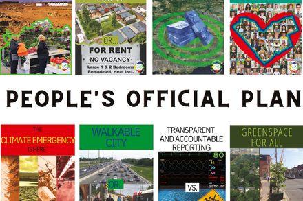 Plan officiel du peuple - Un aperçu des réponses sommaires -