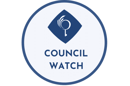 Council Watch February Report