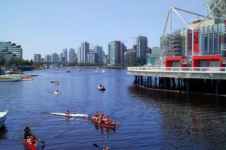 """The Complicated Story Behind """"Water Safety"""" in False Creek"""