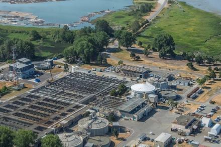 Iona Island Wastewater Treatment Plant Upgrades
