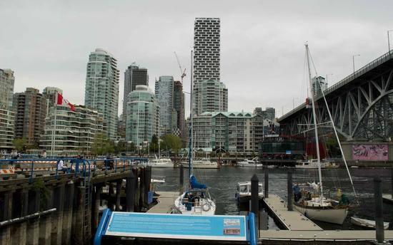 Vancouver Plastic Cleanup; the Seabin Project
