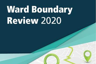Upcoming meetings on the Ward Boundary options