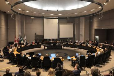 My motions at Council: policing; protection for staff; LeBreton Community Benefits Agreement