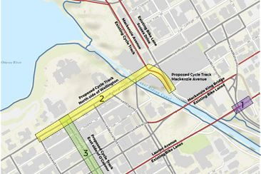 Have your say: Wellington Street Cycling Facility
