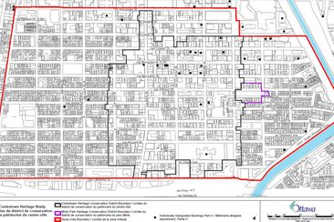 Centretown Heritage Study - Phase 1 Recommendations