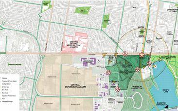 Joint Built Heritage Sub-committee/Planning Committee - The Ottawa Hospital Masterplan