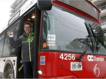 Ottawa Sun: Transit challenge: 17 Ottawa councillors ride the bus for a week