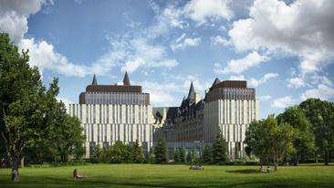 Ottawa Citizen: Planning committee says council should approve latest, and possibly final, Château Laurier design