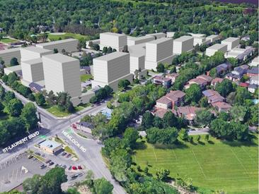 Ottawa Citizen - Adam: Manor Park or Heron Gate — how redevelopment could be done in Ottawa
