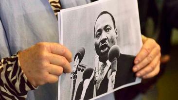 Times of San Diego: San Diego Parade Fails MLK's Ideals, Says Black Activist Harris
