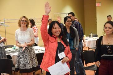 Over 7000 people trained on community organizing skills.