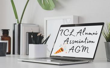 The ICL Alumni Association's 2021 AGM!
