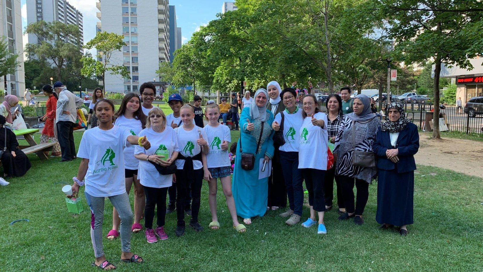 Auntie Amal's Community Day