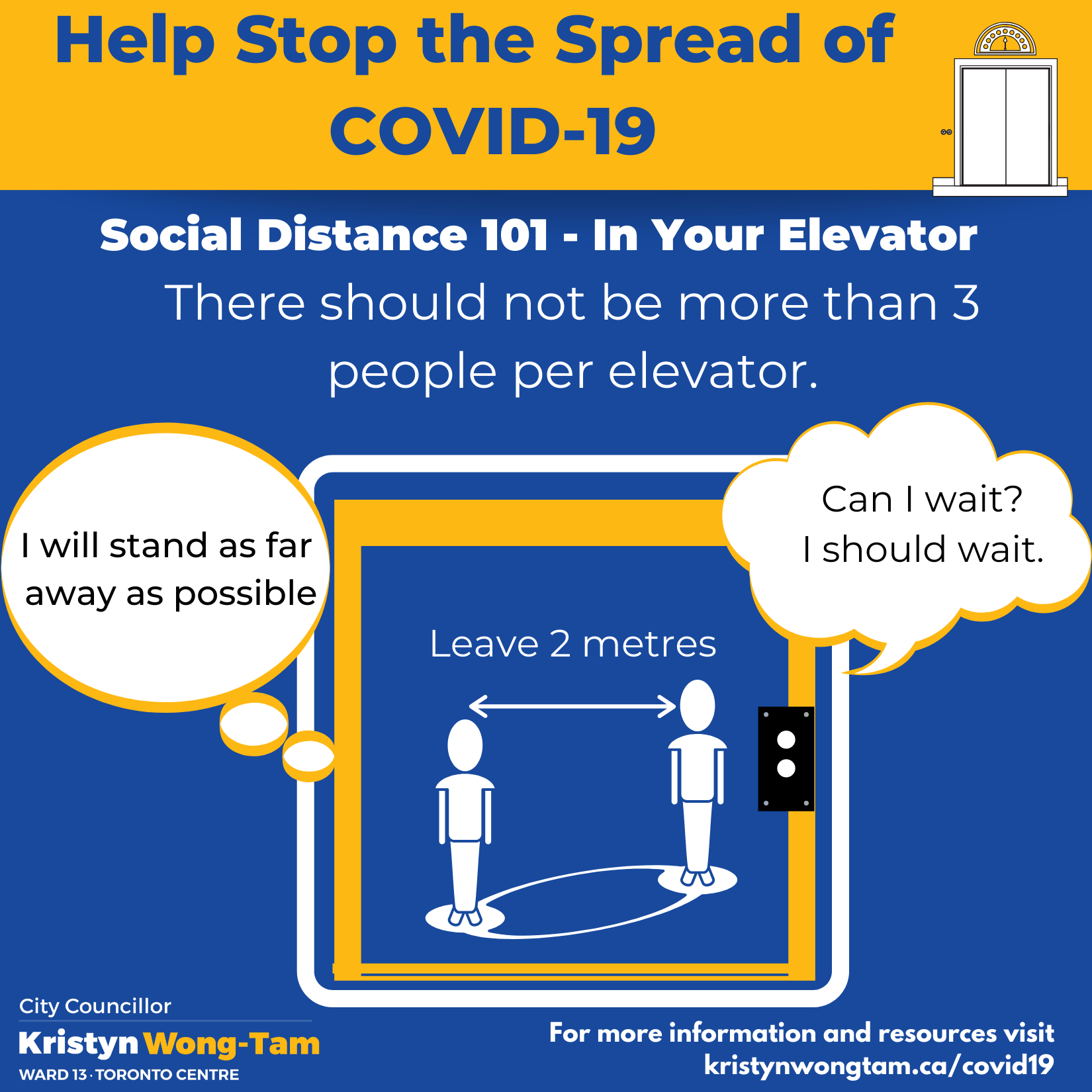In Your Elevator