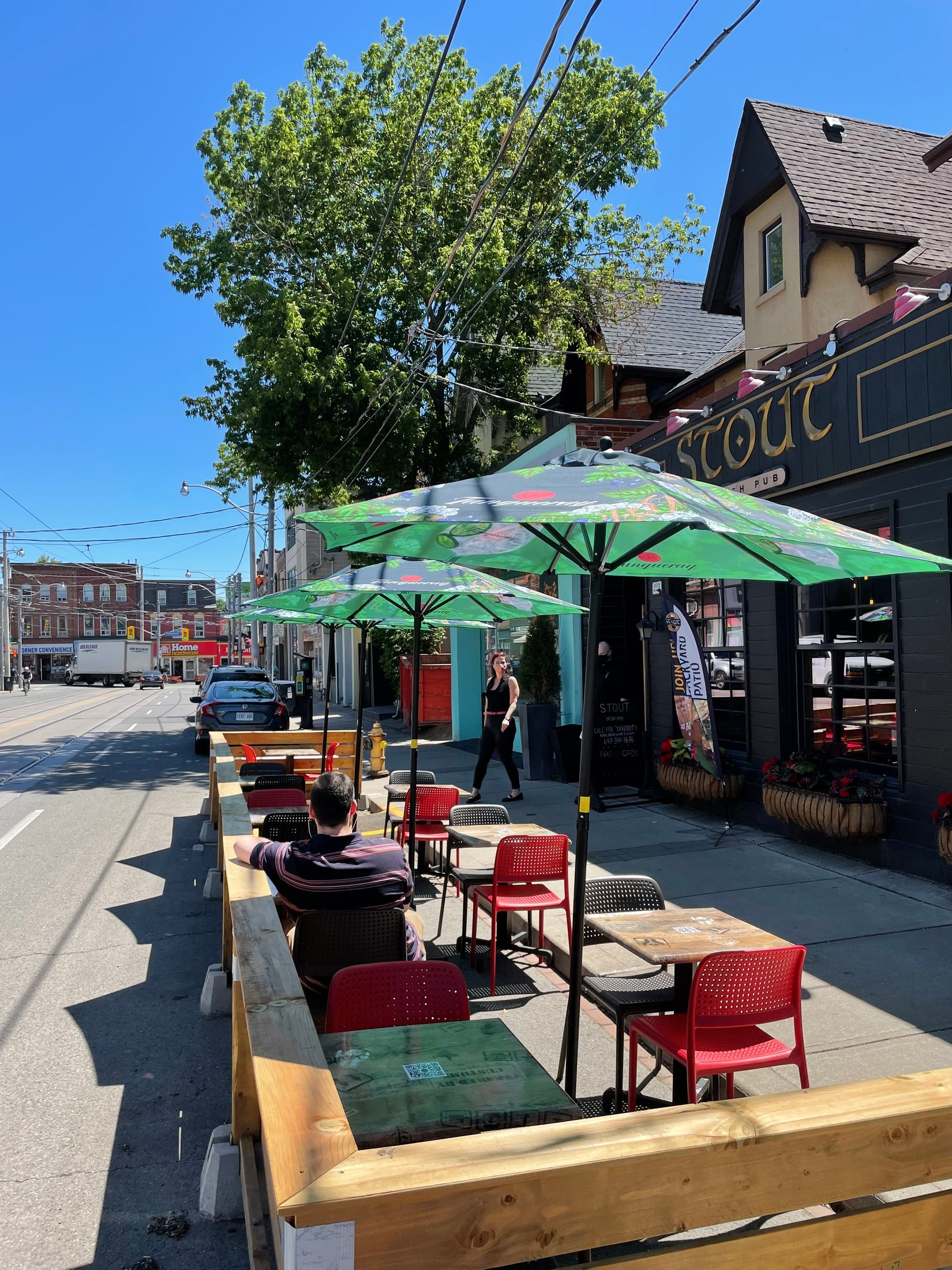 A picture of CafeTO in Cabbagetown