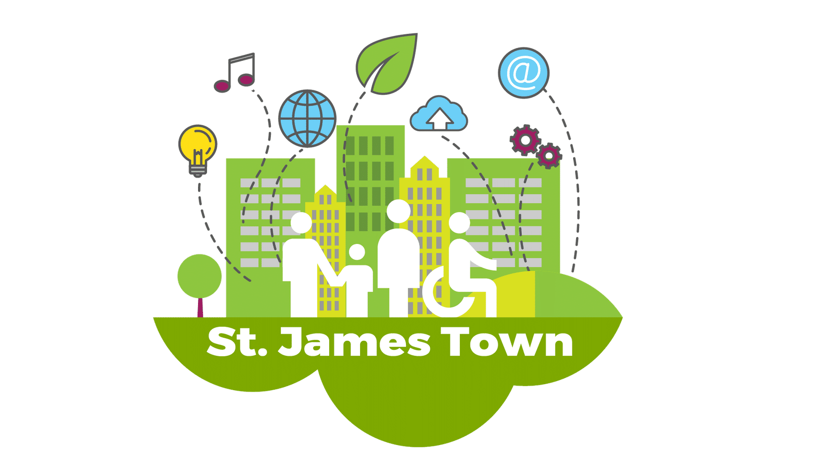 Talent in St James Town logo
