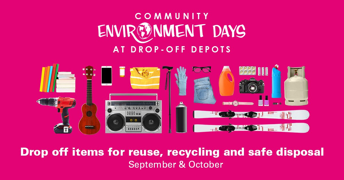 Environment Day promotional poster