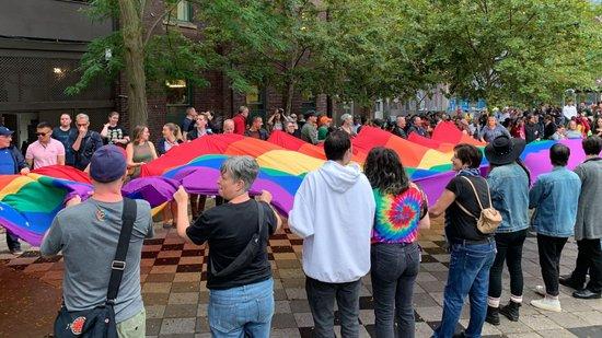 Unite for Love Rally