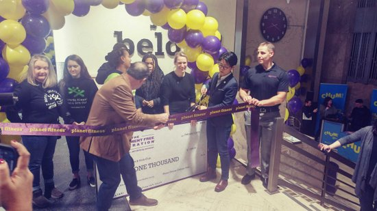 Planet Fitness Opening