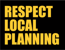 Respect Local Planning