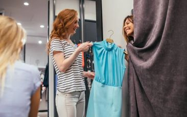 Can I try on clothes at the store? Your COVID-19 questions answered