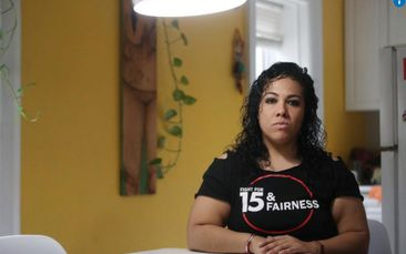 Cleaners are on the front lines of the COVID-19 crisis. But many work with little protection for less than minimum wage — and they're scared