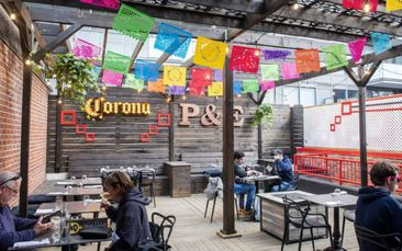 Toronto may expand patios and build parklets to allow for social distancing this summer