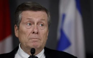 Toronto expecting $1.35B deficit, mayor pleading for provincial, federal help
