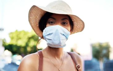 How to keep your skin as healthy as possible under that face mask!