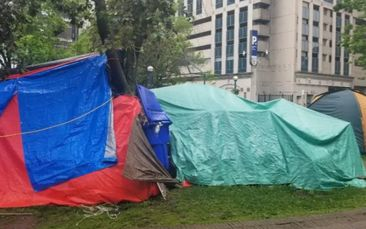 Toronto considering ambitious homeless housing plan in wake of COVID-19 pandemic