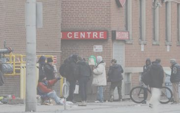 Under COVID-19, the average cost to operate a shelter bed in Toronto has doubled because of physical distancing requirements. GTA Under COVID-19, the cost of a shelter bed has doubled.