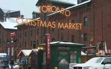 Toronto Christmas Market cancelled as COVID-19 cases continue to rise