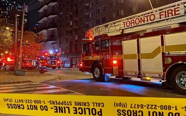 Toronto firefighters extinguish 'significant' electrical fire at downtown student co-op highrise