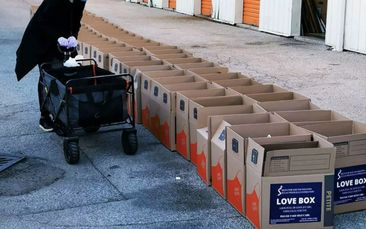 Save Post Toronto woman creates 3,000 self-care boxes for vulnerable women